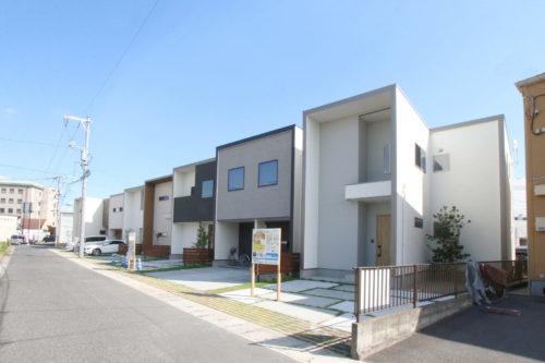 8/3(土)4(日) 岡山市北区青江提案住宅2棟完成!オープンハウス