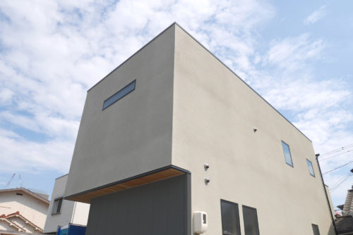 8/3(土)4(日)【完成見学会】28坪の敷地に建つ、28坪の家。