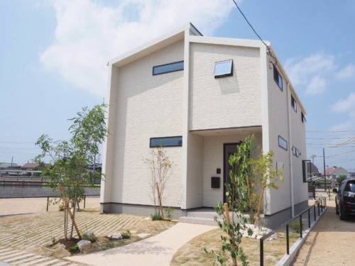 提案住宅2棟期間限定公開中(岡山市南区米倉)