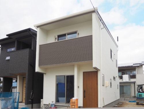田中提案住宅完成しました!【販売価格3,080万円・3LDK+S】