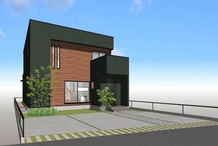 (建売住宅)「2つのウォークインクローゼットのある家」販売中!【販売価格3,650万円・3LDK+2S】